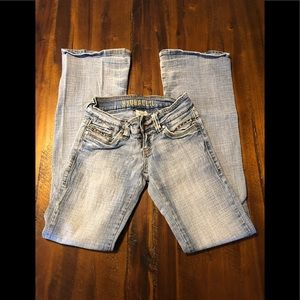 Hydraulic Jeans | Flare | Size 0